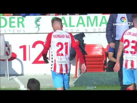 Resumen de CD Lugo vs Real Oviedo (2-1)