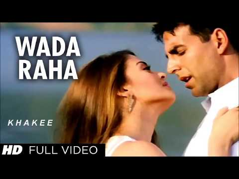 WADA RAHA COVER VERSION - KHAKEE | PRITHA MAJUMDER | HINDI BOLLYWOOD SONG