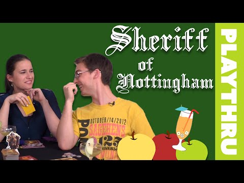 SHERIFF OF NOTTINGHAM - Extended Play Through
