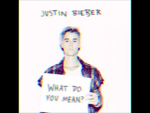 What Do You Mean - Justin Beiber - Slowed Down