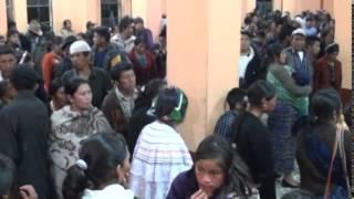 Marimba Sonora Azul LC tocando en la Fera de Santa Eulalia 2015