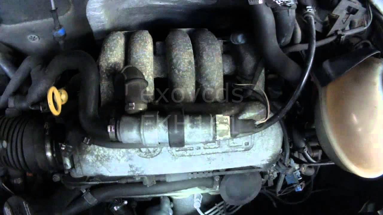 VW T4: Eurovan 2.5L Spark Plug Removal - YouTube Wiring Relays For Rialta on