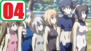 Infinite Stratos Episode 4 English Dub
