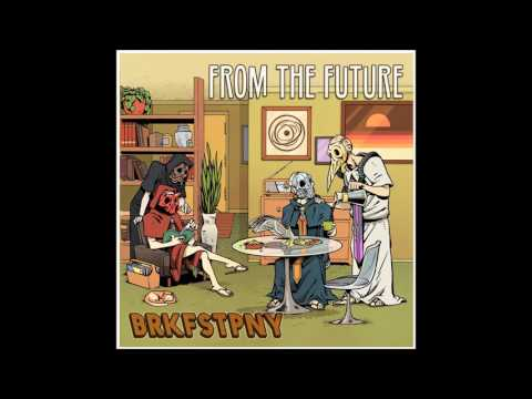 From The Future- Dad Fighting Tournament (Album Stream)