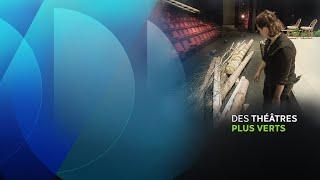 Des décors de théâtre plus écologiques