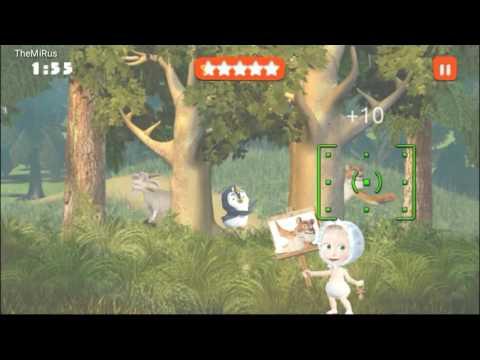 Сборник игр | Маша и медведь | Игры на андроид | Скачать бесплатно