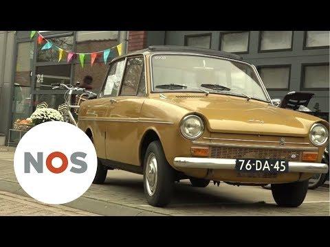 DAF: Van oldtimer tot elektrische auto