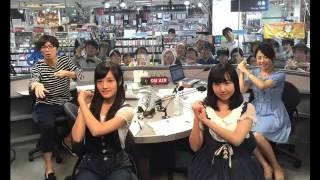 2015/9/7(月)FM NACK5「キラメキミュージックスター『キラスタ』」つり...
