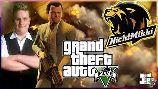 Grand Theft Auto V   Facecam   Spaß mit Okihin   NichtMikki