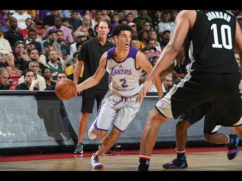 Full Highlights: Lonzo Ball's MGM Resorts NBA Summer League Debut | July 7