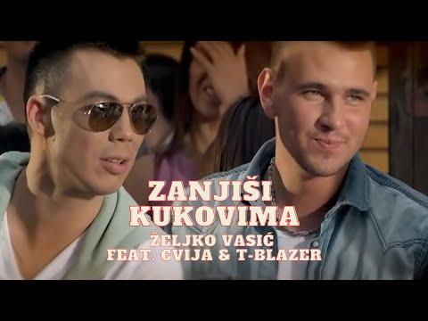 Zeljko Vasic i Cvija, T Blazer - Zanjisi kukovima - (Official Video 2013) HD