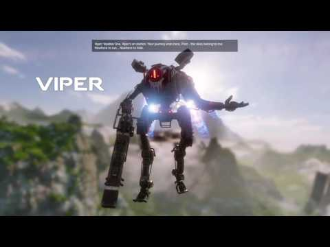Titanfall 2 campaign playthrough pt13 - Aerial Chase! Viper's Flying Arsenal