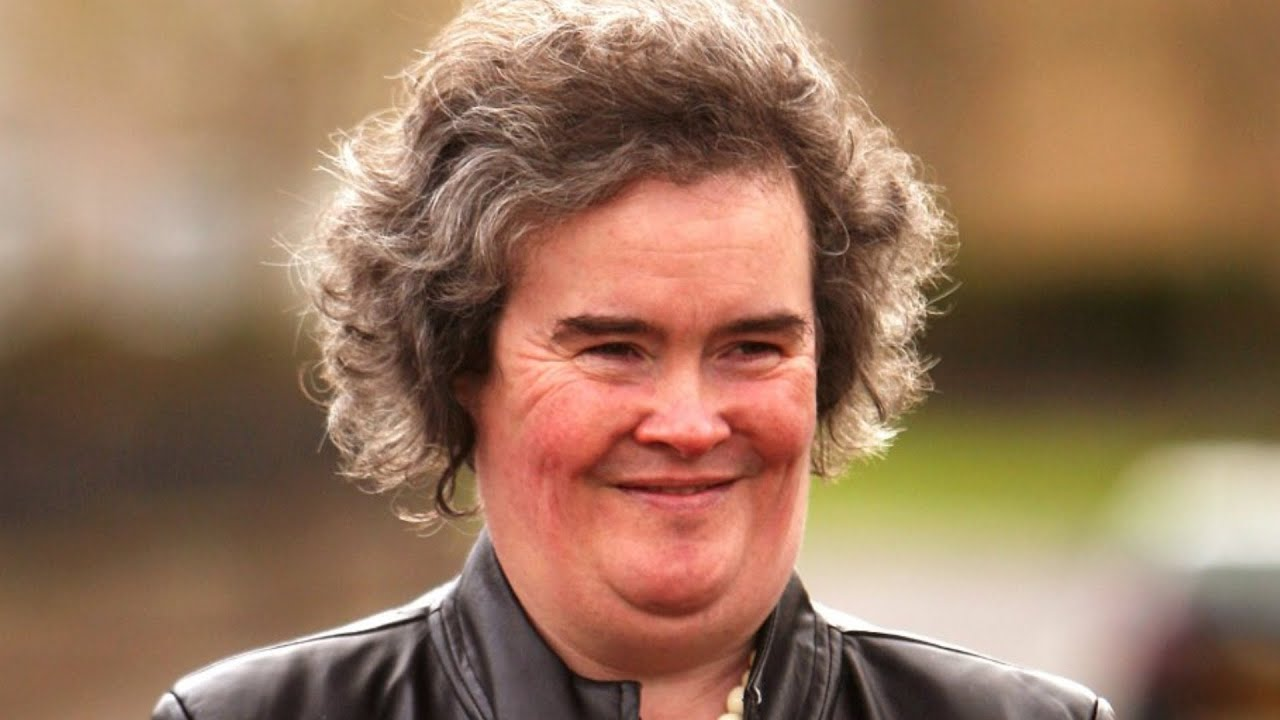 The Stunning Transformation Of Susan Boyle