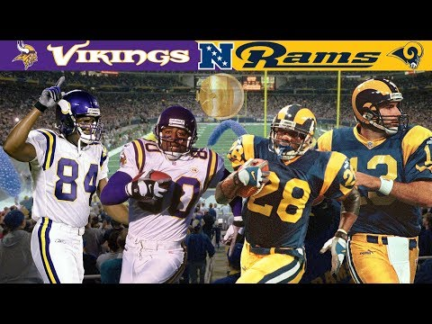 The Greatest Show On Turf's Electric Playoff Debut! (Vikings vs. Rams 1999 NFC DIV) | Vault