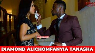Diamond Alichomfanyia Tanasha Utashangaa sana Full Video Mapenzi Kweupe