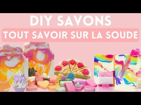✮ DIY ✮ Tout sur la Saponification a la Soude | Savon | Caly Beauty