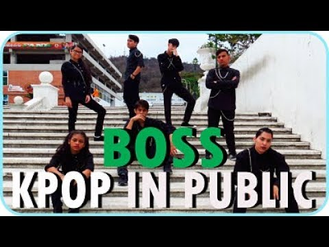 [KPOP IN PUBLIC CHALLENGE VENEZUELA] NCT U 엔시티 유 'BOSS - DANCE COVER [TRAINEES COMPANY]