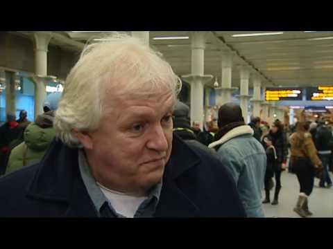 Nigel Harris from Rail Magazine on Eurostar's woes