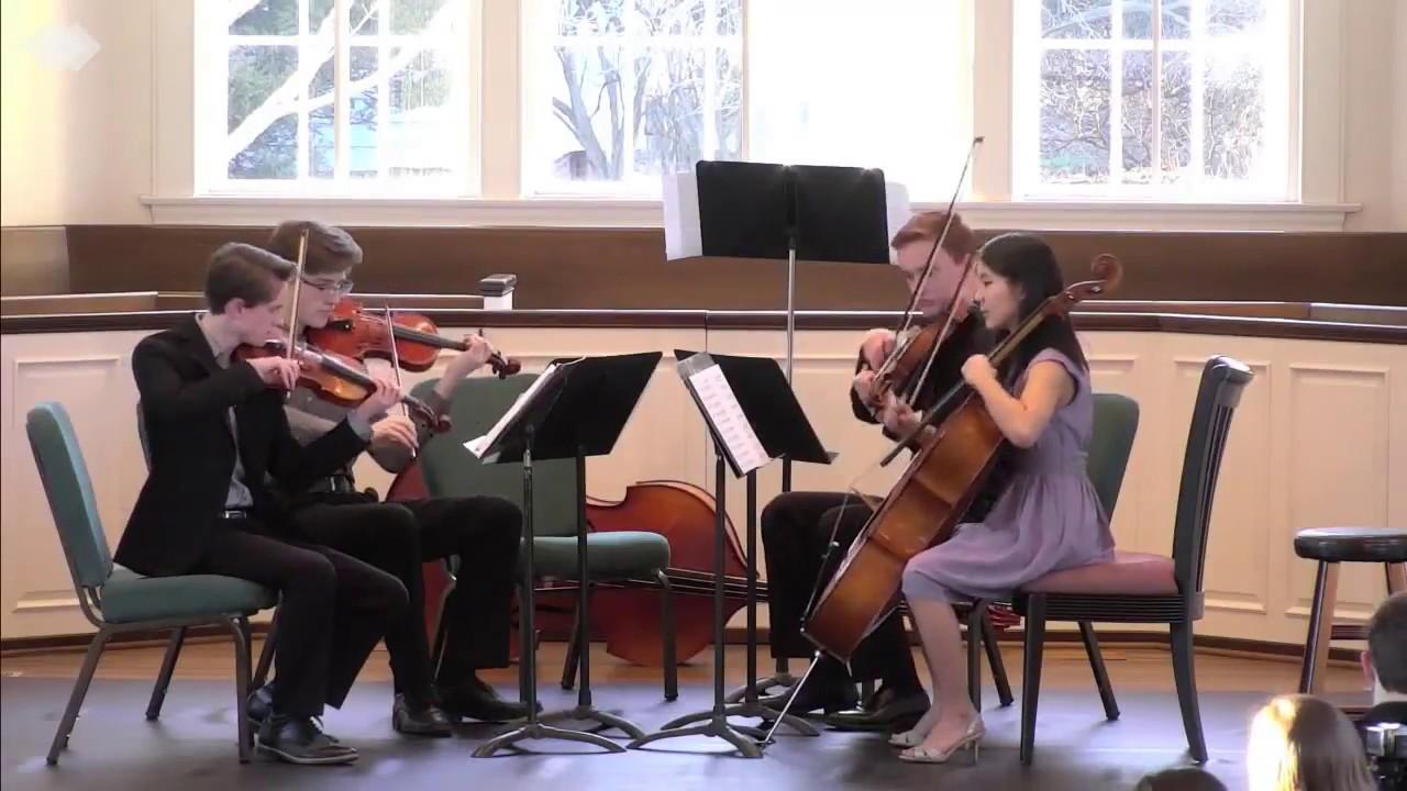 Piazzolla- Libertango for string quartet