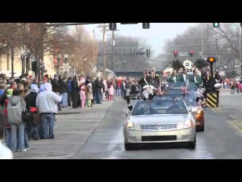 Christmas Parade in Henderson, Ky