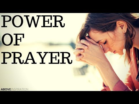 POWER of PRAYER - Inspirational & Motivational Video