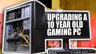 How to make an old slow computer FAST!
