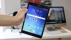 Review: Samsung Galaxy Tab A 9.7 (Deutsch) | SwagTab