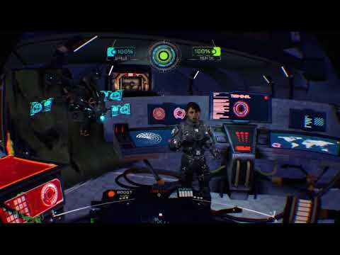 Scraper: First Strike - Raw PSVR Beta Footage - Dev Diary 2