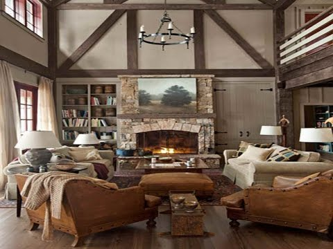 Rustic Home Decor Ideas DIY - YouTube