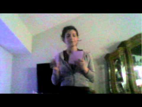 Volenteering persuative speech
