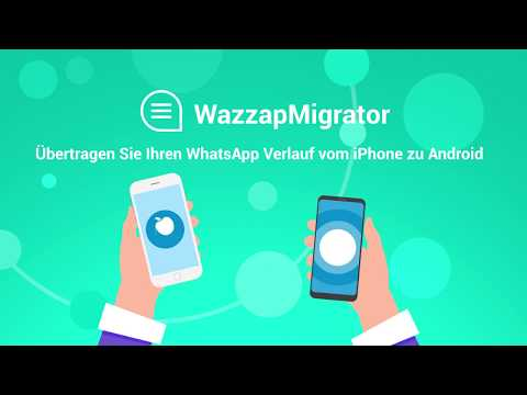 WazzapMigrator video tutorial - German - OUTDATED 2018