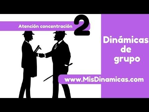 🔝 Atencion concentracion 2 #risoterapia #dinamicas #teambuilding