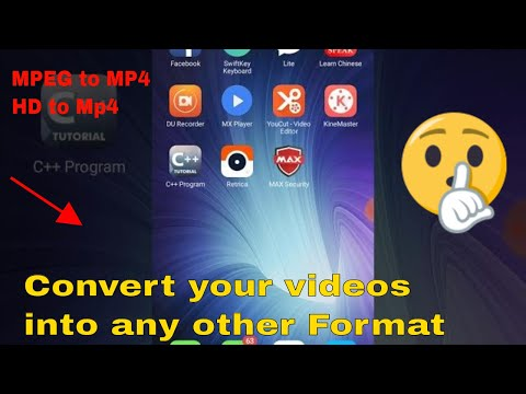 Best video converter for android 2018