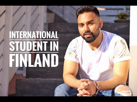 LIVING IN FINLAND  - International Student from BANGLADESH / International student life #FINLANDVLOG