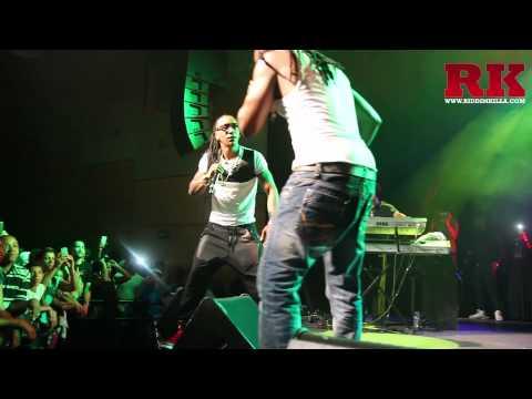 Admiral T Feat. Saïk - OK - Live In Cergy (Cergy Caraïbes) - 16 Mai 2014