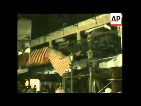 Bali - Aftermath of bombs at resort island, at least 22 killed,
