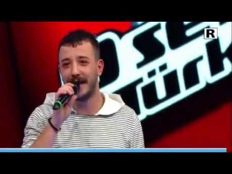 O Ses Türkiye Ahmet Parlak -- Ebru Gündeş isyannn