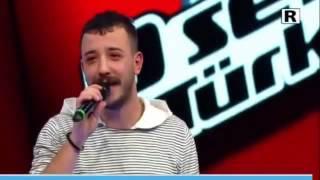O Ses Türkiye Ahmet Parlak Ebru Gündeş Isyannn