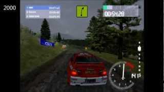 Colin Mcrae Rally/DiRT History 1998-2012