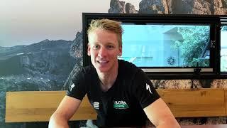 How Pascal Ackermann got ready for the Giro d'Italia 2019