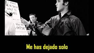 ELVIS PRESLEY - Sweetheart you done me wrong ( con subtitulos en español )