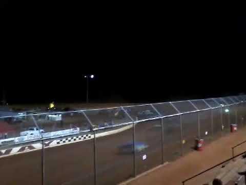 Swainsboro Raceway 9/30/17 Zaxby Create Late Model
