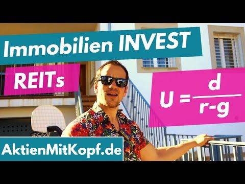 Wie Ich Immobilien REIT Aktien BEWERTE   Einfache Formel