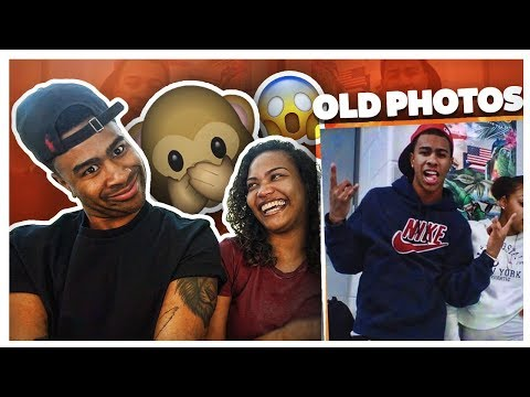 Thumbnail: EXPOSING OUR OLD CRINGY PHOTOS!!! THINGS GET INTENSE!! (VERY EMOTIONAL)