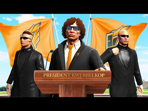 Becoming THE PRESIDENT of GTA 5!