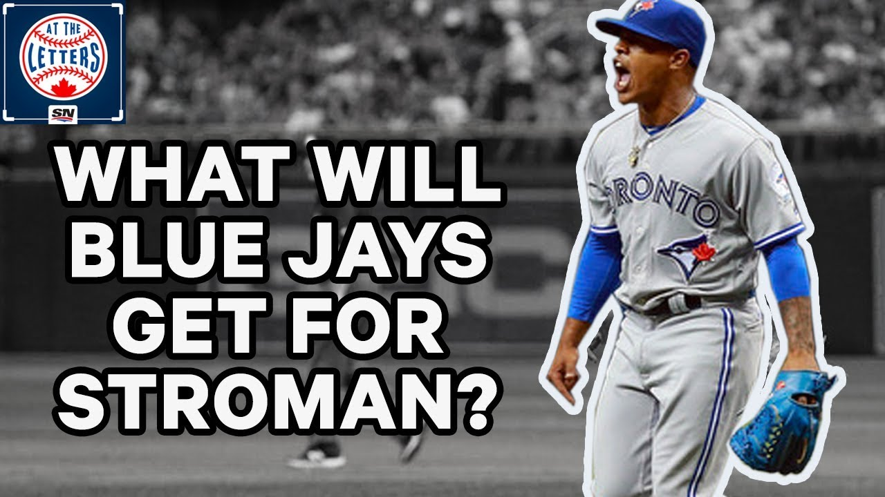 What Will Blue Jays Get In Return For SP Marcus Stroman? w/ Shi Davidi | At The Letters