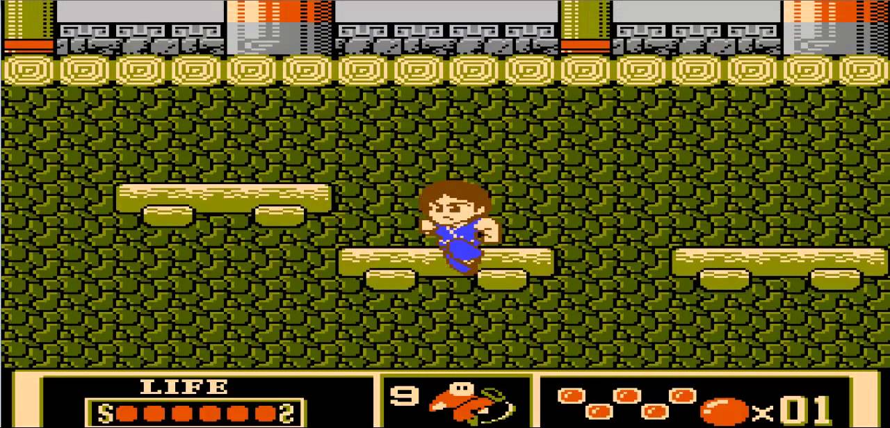 He-Man (Kung Fu Hack) ROM - NES Download - Emulator Games