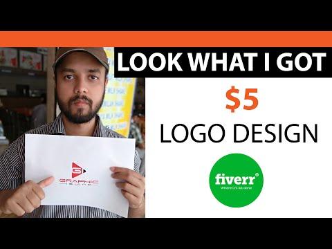I Hired $5 Logo Designer. Look What I Got From Fiverr