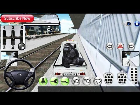 Android Game 3D Driving Class Gameplay #5 Free Transport   Car Games1