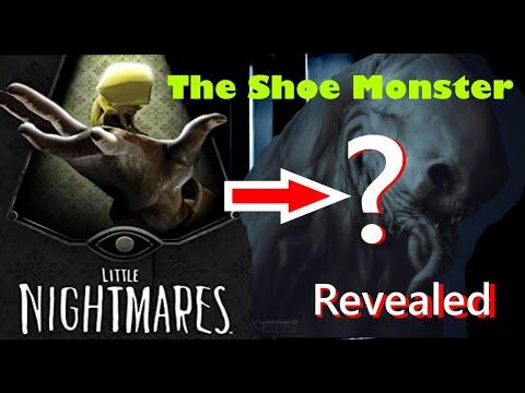 Little Nightmares The Shoe Monster Revealed |